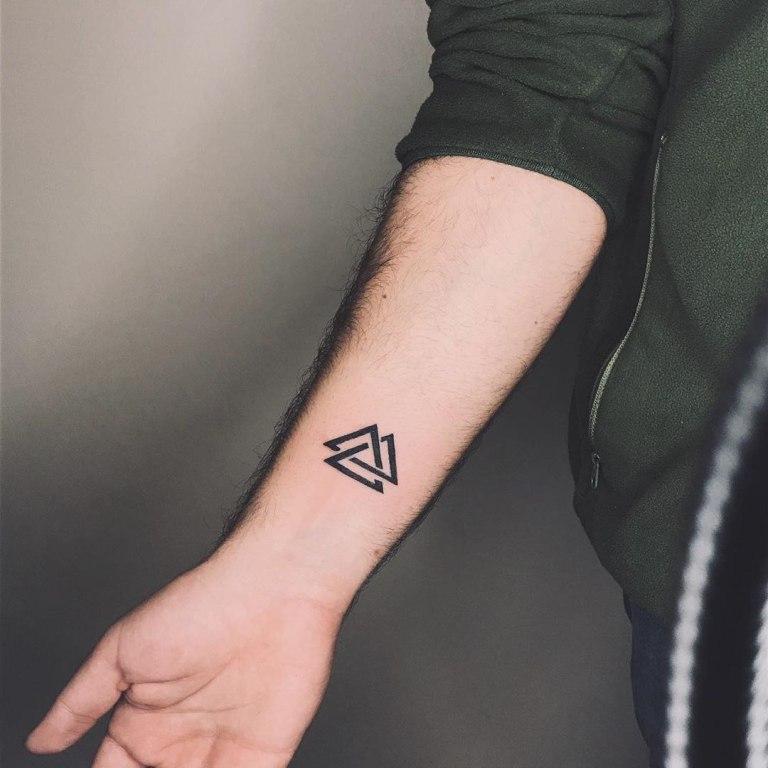 татуировки простые