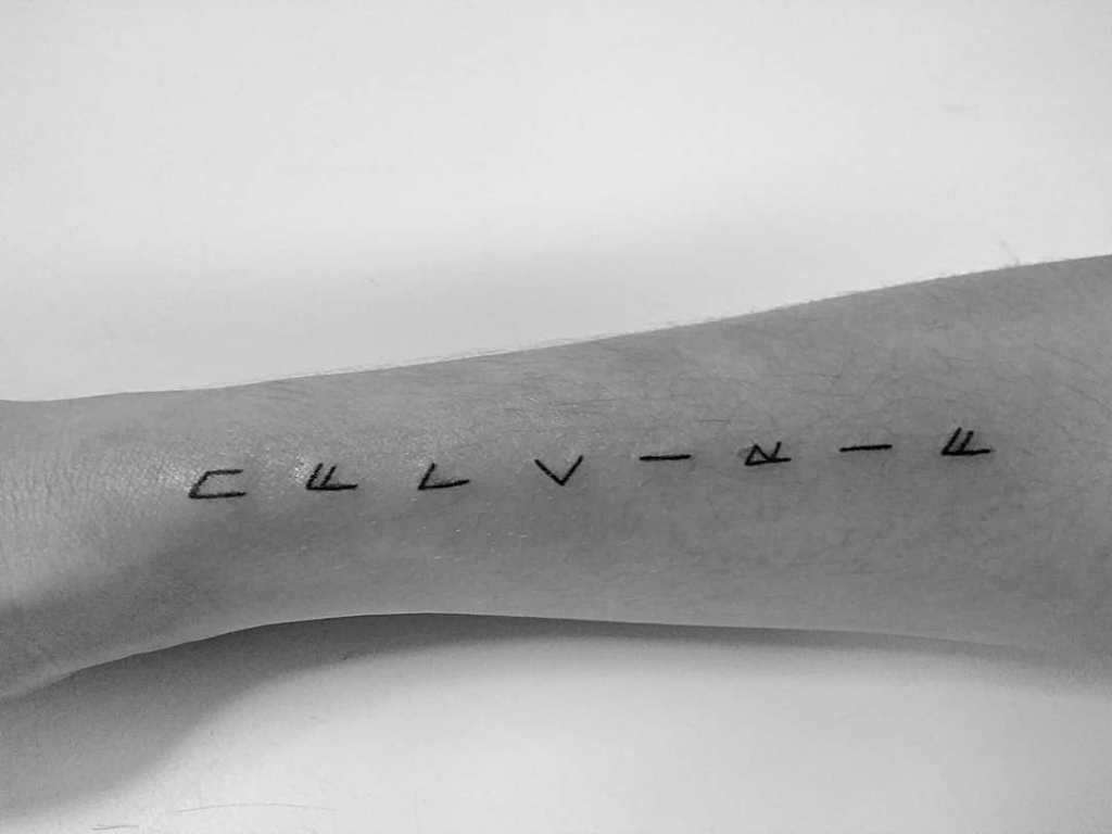символические татуировки