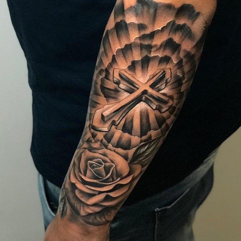 православные татуировки фото