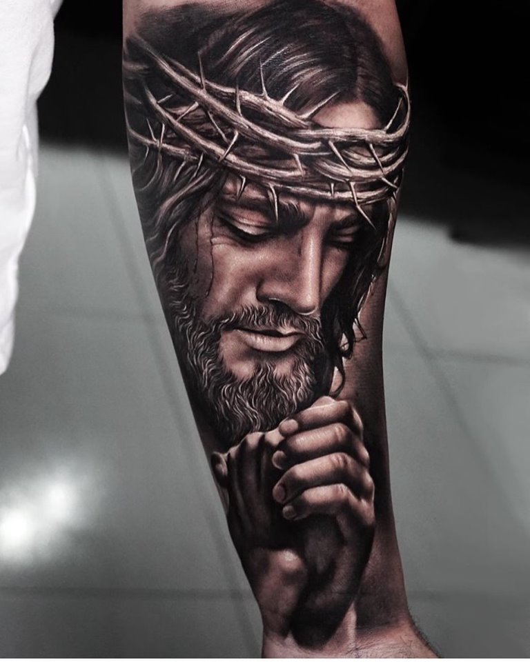 татуировки церковные