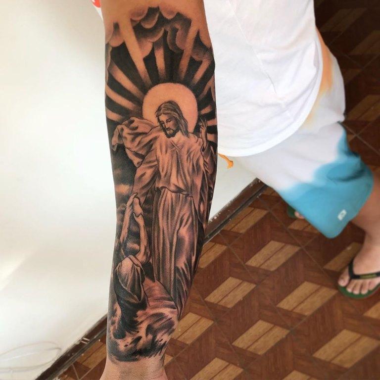 татуировки религиозные