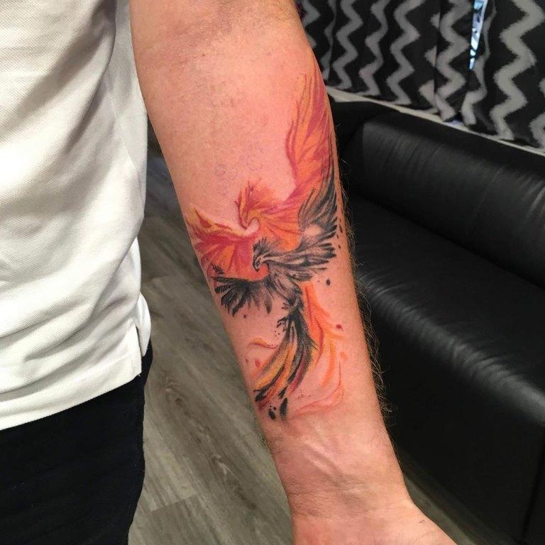 татуировки для пацанов