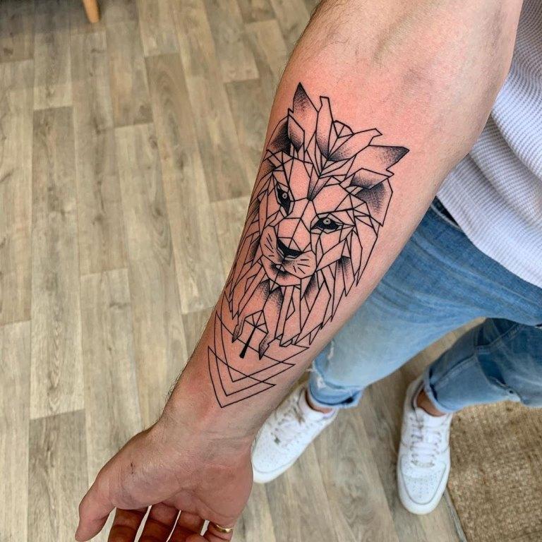 татуировки для парней