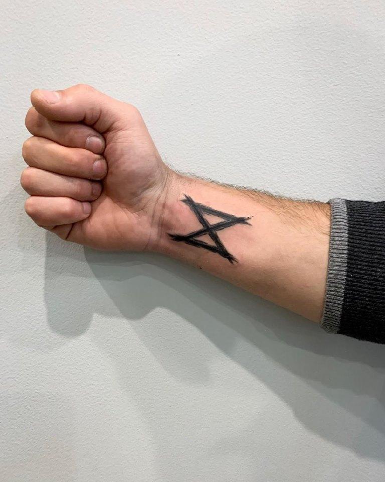 руны татуировки и их значение
