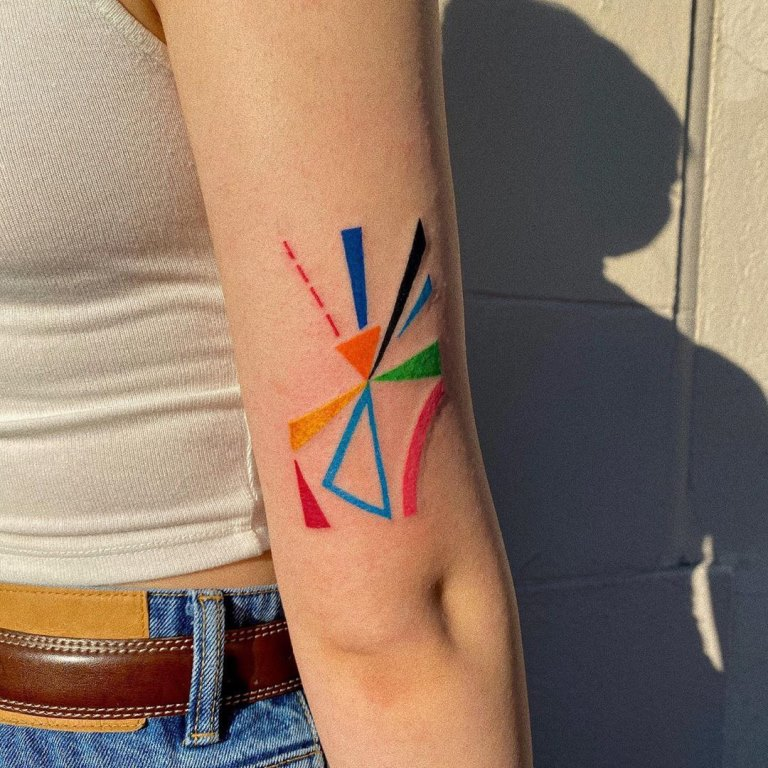 эскизы татуировок цветные