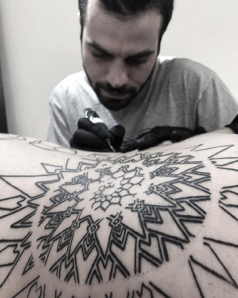 как стать тату мастером с чего начать