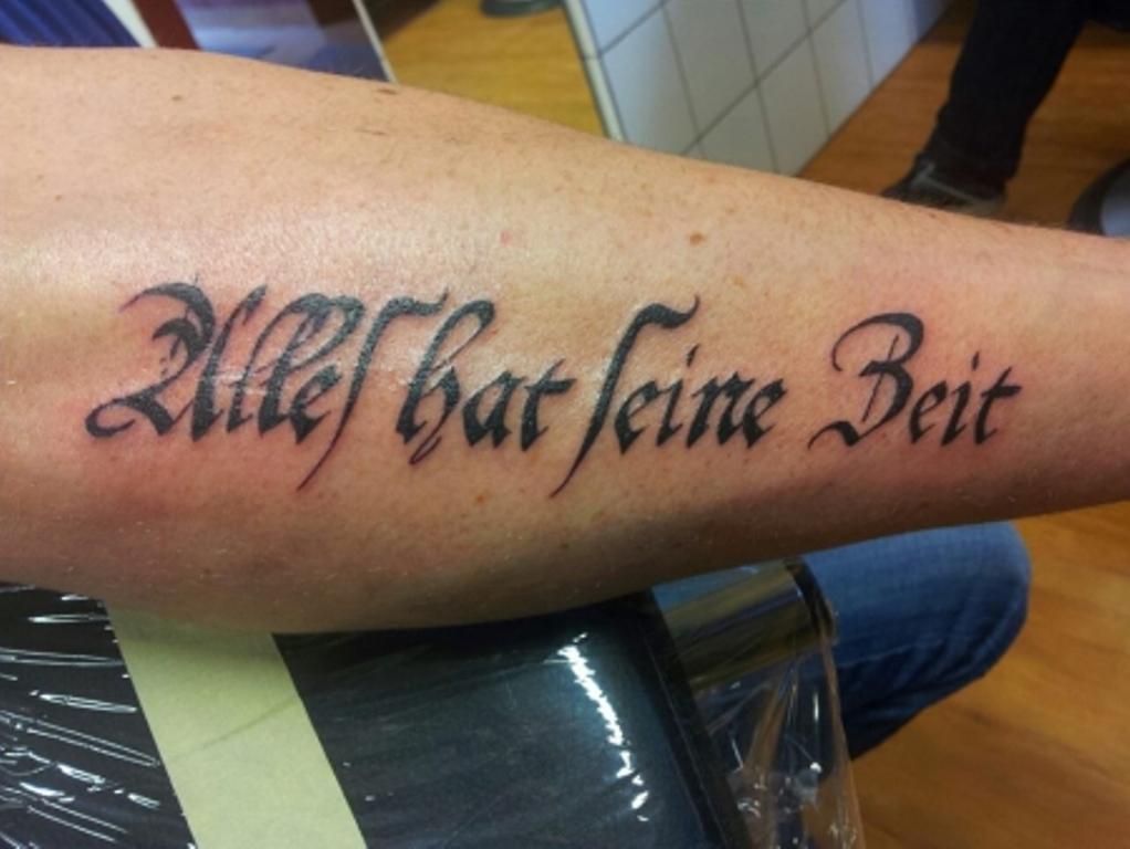 фразы на немецком с переводом